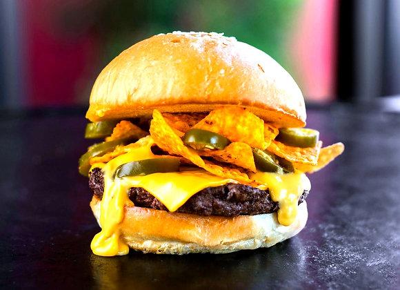 DIY Veg Nachos Stacker (2 Medium Sized Burgers)