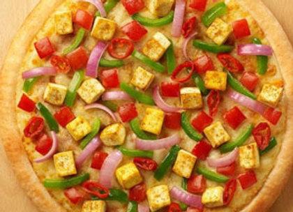 "DIY Tandoori Paneer Pizza (Two 9"" Pizzas)"