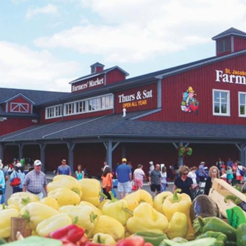 St. Jacob's Farmers Market