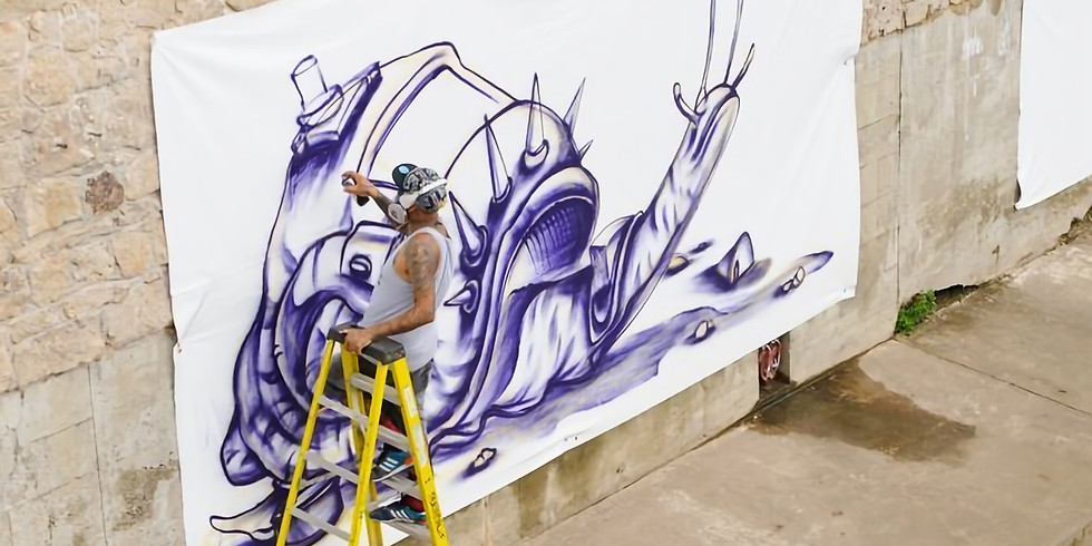 Cambridge Street Art Festival