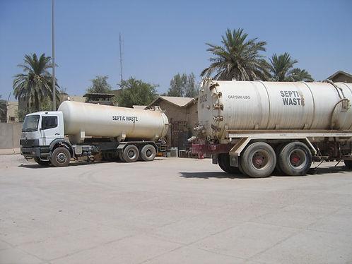 Sewage Overflow Management