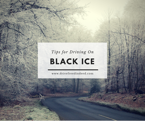 5 Tips for Driving on Black Ice