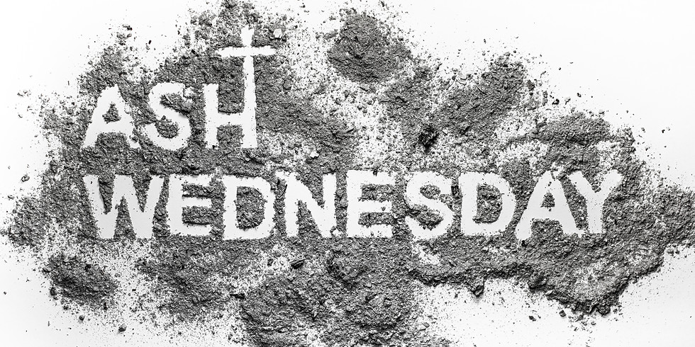 Ash Wednesday Outdoor Service