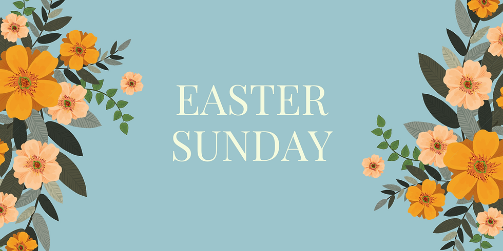 Easter Morning Services