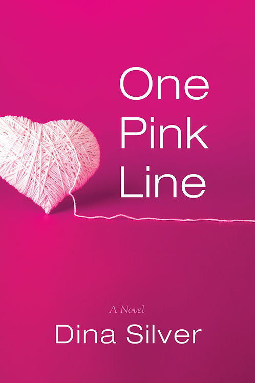 One Pink Line - Signed copy