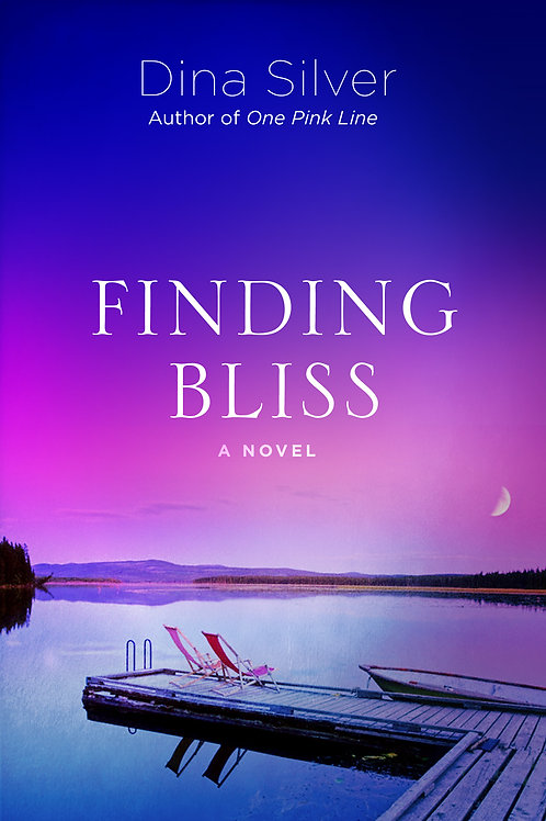 Finding Bliss - Signed copy