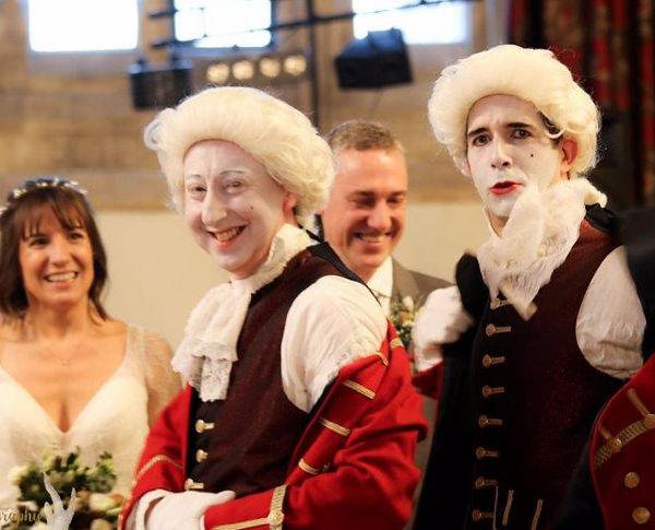 royal footmen funny at wedding.jpg