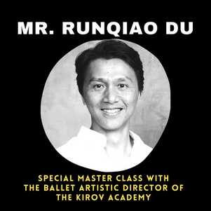 Upcoming Master Class with Mr. Runqiao Du