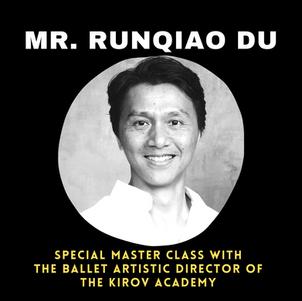 Master Class | Mr. Runqiao Du