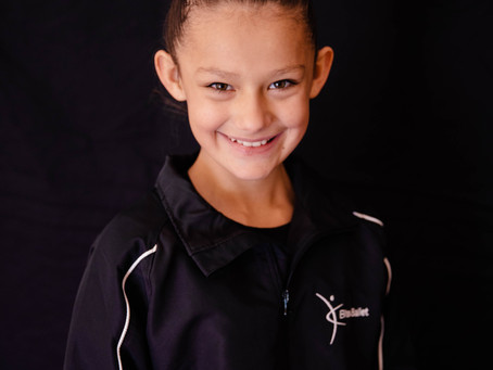Grace: July Student of the Month