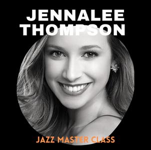 Jazz Master Class | Jenalee Thompson