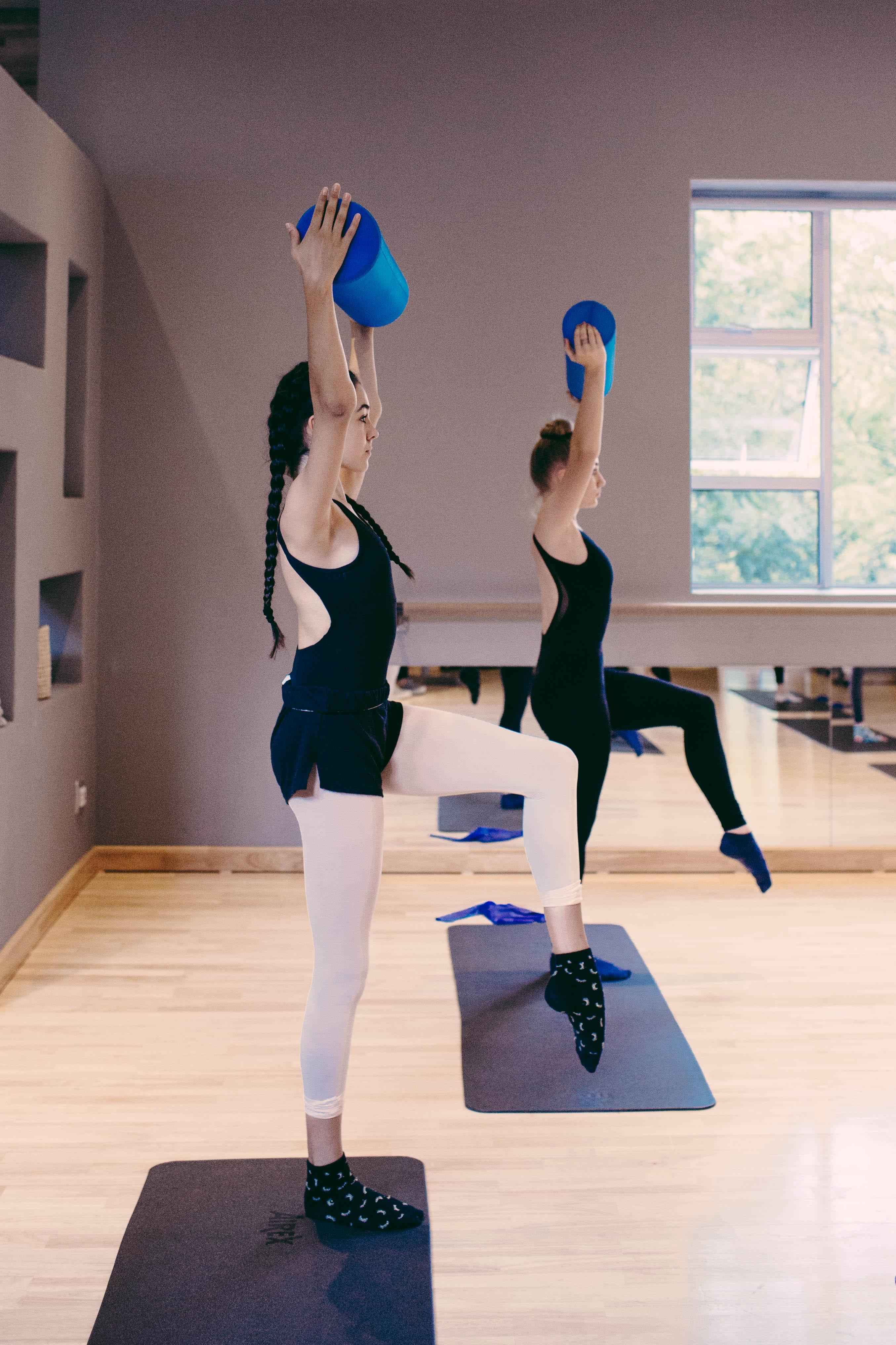 Pilates Mat Tuesday 8-9am