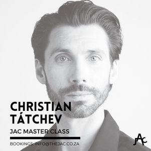Ballet Master Class with Christian Tátchev