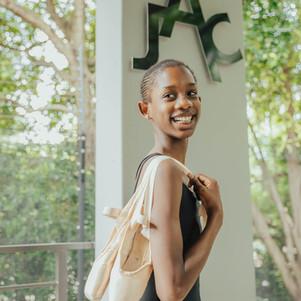 Congratulations to Zeinab Ntombe Kone