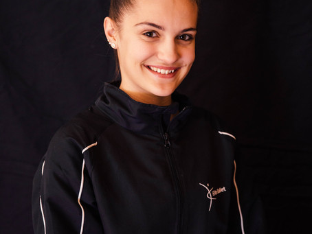Chloe Oosthuizen: December Student of the Month
