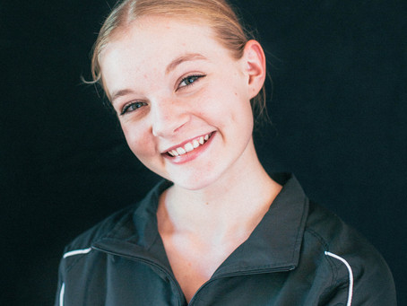 Saili Gruver: November Student of the Month