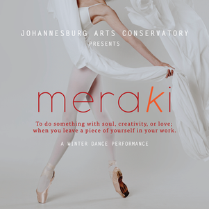 MERAKI, A Winter Performance, *POSTPONED to August*