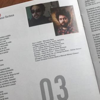 Music production for remake Zé Ramalho