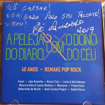 翻拍ZéRamalho的音樂作品