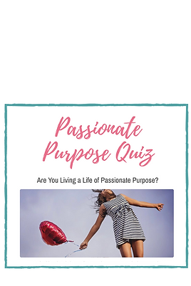 Passionate Purpose Quiz Image Website (2