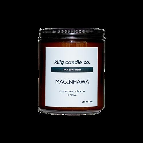 MAGINHAWA ~ cardamom, tobacco + clove