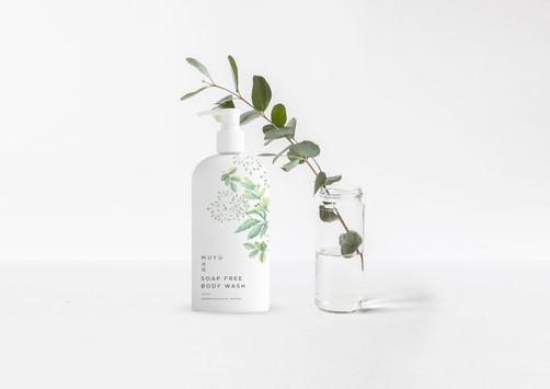 Soap Free Body Wash