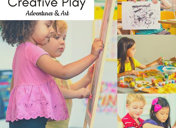 Thu 9-10am Creative Play