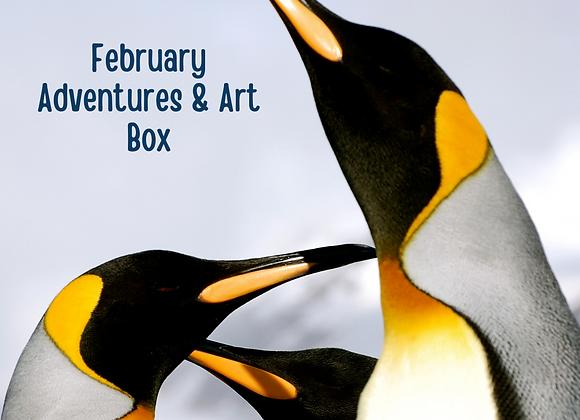 FEB Adventures & Art Box