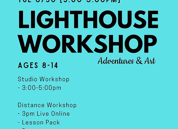 Lighthouse Workshop for 8yo-14yo
