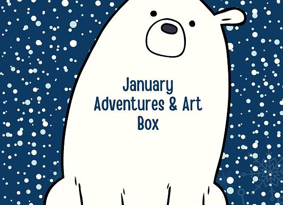 JAN Adventures & Art Box