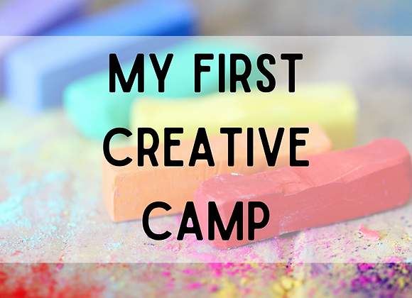 My First Creativity Camp