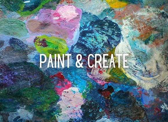 2/13 Paint & Create