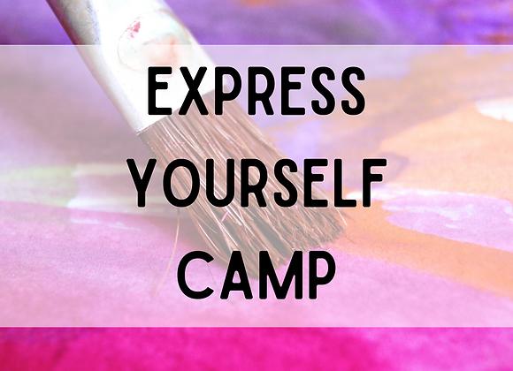 Express Yourself Camp