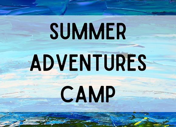 Summer Adventures Camp
