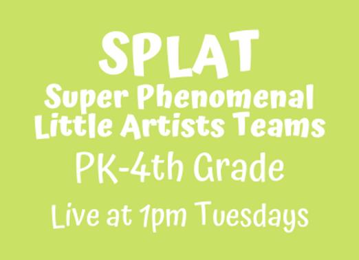SPLAT PK-4th [Tue 1pm Live] JUNE