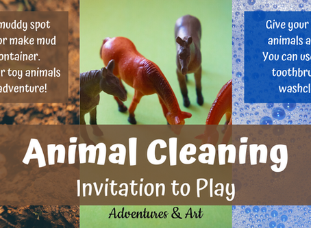 Animal Cleaning