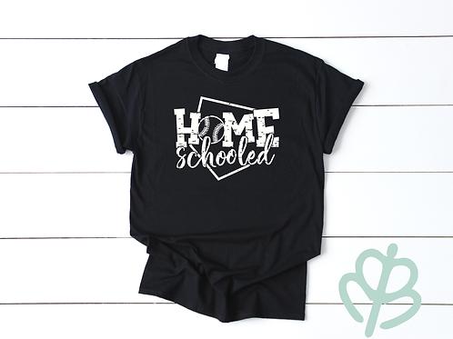 Home Schooled- Baseball Shirt