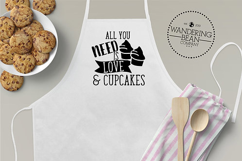 All You Need Is Love & Cupcakes