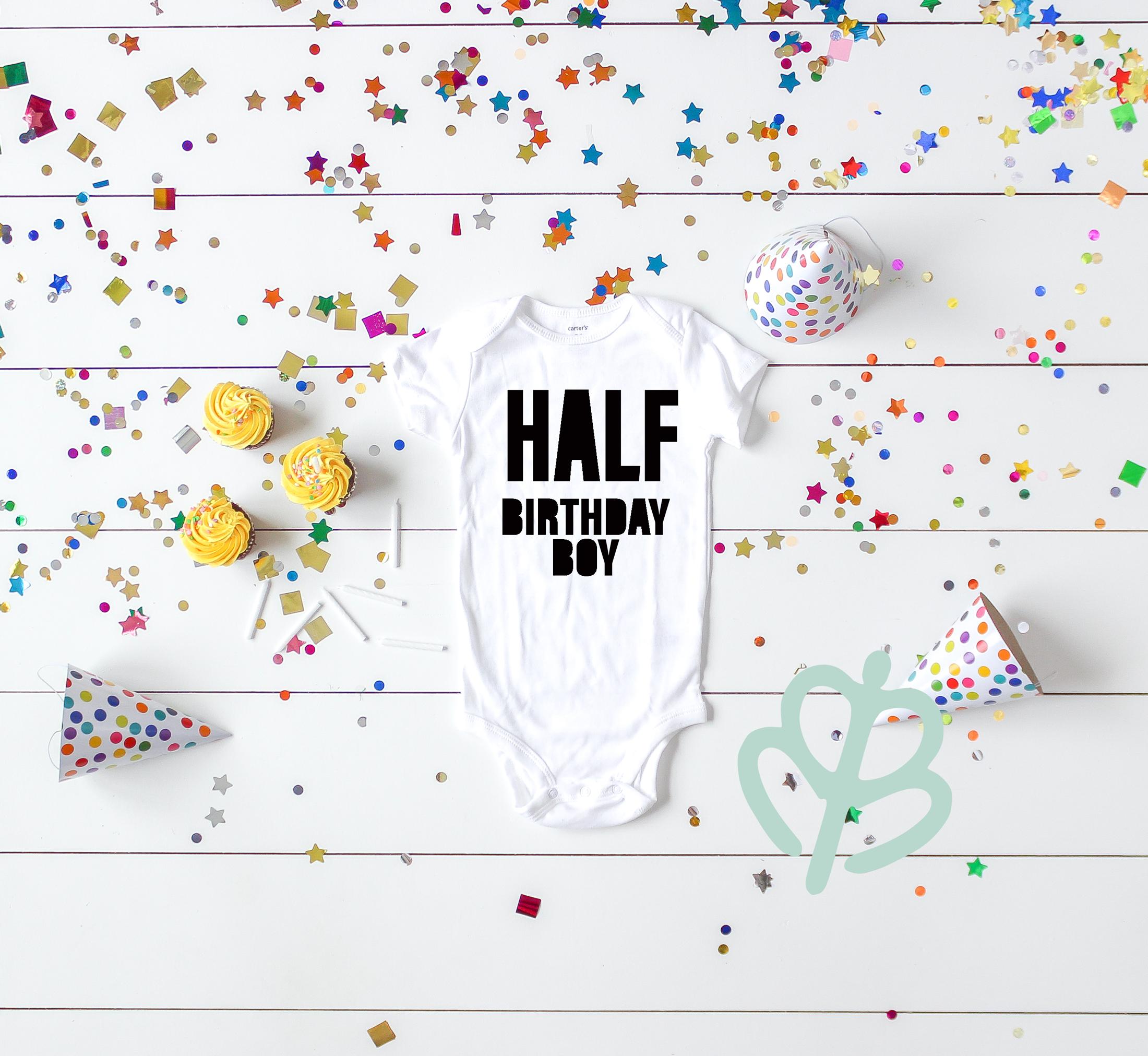 half-birthday-boy--white-bodysuit