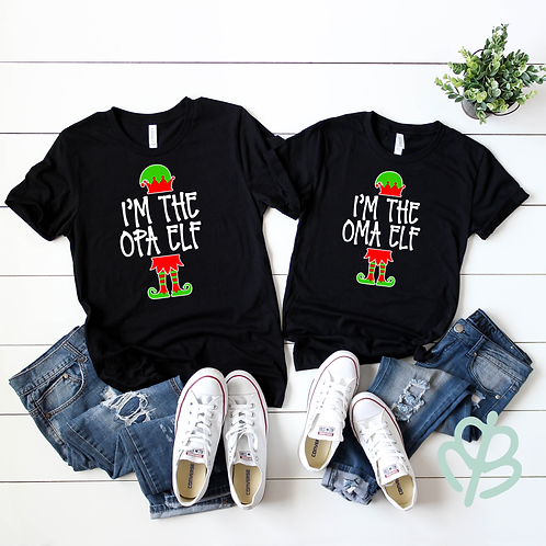 Matching Elf Shirts