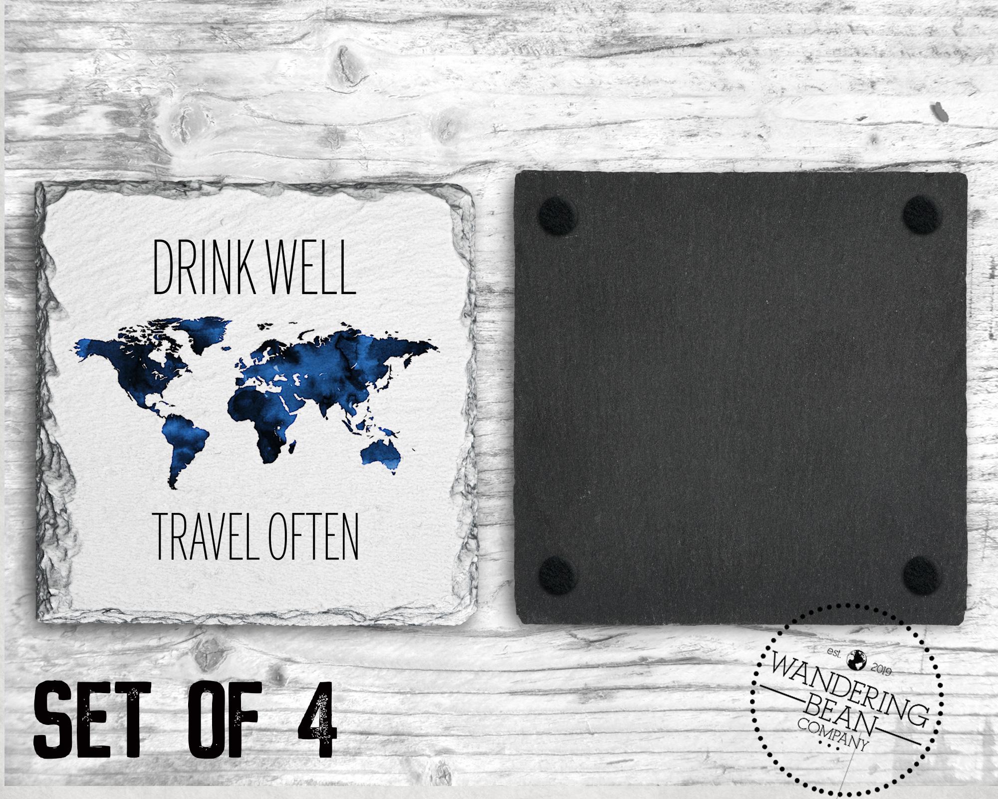 drink-well,-travel-often--square-slate-c
