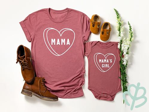 Mama and Mama's Girl