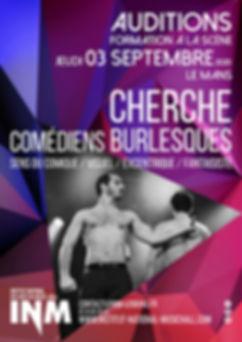 INM_A4_Auditions_RECH_ComédiensBurlesq