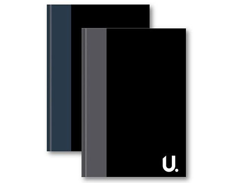 U. A5 Hardback Notebook