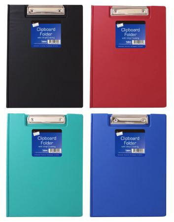 Just Stationery Vinyl Clipboard And Cover