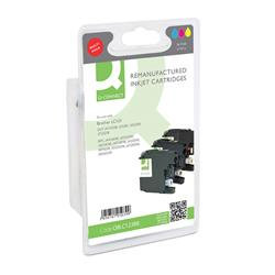 Q-Connect Brother LC123 Ink Cartridges Multi-Pack