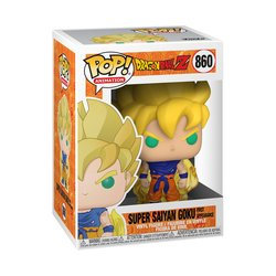 POP! Vinyl Animation: Dragon Ball Z Series 8 -Super Saiyan Goku