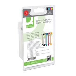 Q-Connect HP 364 Ink Cartridge Black and Tri-Colour Multipack