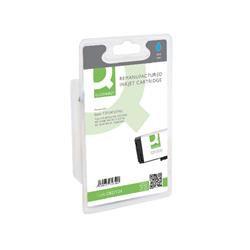 Q-Connect Epson 27XL Inkjet Cyan Cartridge