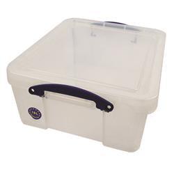 Really Useful 18L Plastic Storage Box